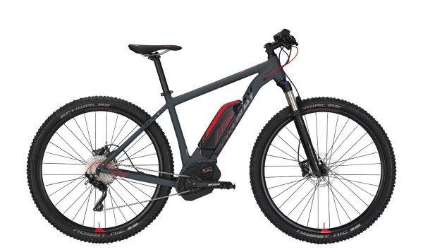 Conway EMR 429 E-MTB 29 Zoll Bosch Performance CX 500 Wh/13,88 Ah 2018