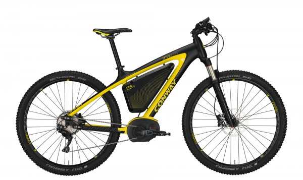 "Conway EMR 629 E-MTB 29"" Bosch Performance 500 Wh/13,88 Ah 2017"