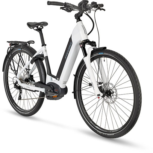 STEVENS E-Triton PT5, Pedelec, Touren E-Bike Bosch Performance CX, 500 Wh 13,88 Ah,Mod. 2018