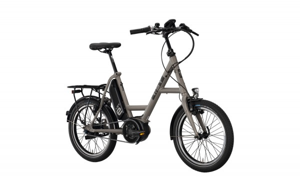 "I:SY DrivE S8 Pedelec City-ebike, Kompakt-Ebike, DrivE S8 Bosch""Active Line"" Gen. 3, 400Wh 2019"