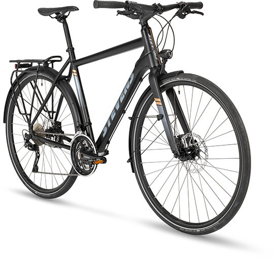STEVENS 7X Lite Tour, City Cross Bike, Mod. 2019