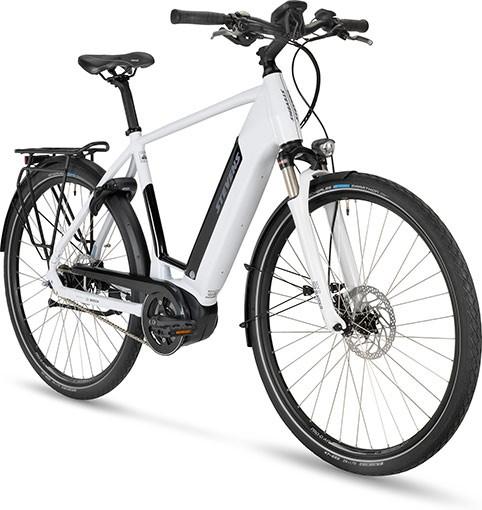 STEVENS E-Courier PT5, Pedelec, Touren E-Bike, Bosch Active Line Plus, 500Wh 13,88 Ah, Mod. 2018
