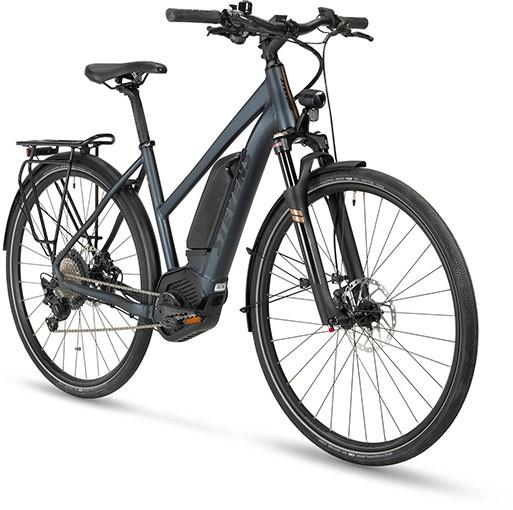 STEVENS E-8X Tour, E-Crossbike Pedelec, Touren E-Bike, Bosch Performance CX, 500 Wh, Mod. 2019