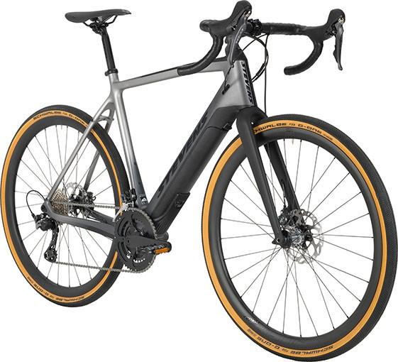 STEVENS E-Getaway, Cyclo-Pedelec, Cyclo E-Bike, Fazua-Antrieb und Akku, Shimano GRX 2x 11-fach, Mod.