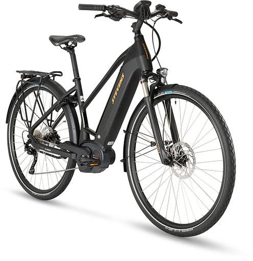 STEVENS E-Lavena PT5, Pedelec, Touren E-Bike, Bosch Performance Line, 500 Wh 13,88 Ah, Mod. 2018