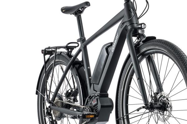 Conway e Urban Tour, Urban Pedelec / Ebike, Bosch Performance CX, 500 Wh/13,88 Ah 2019