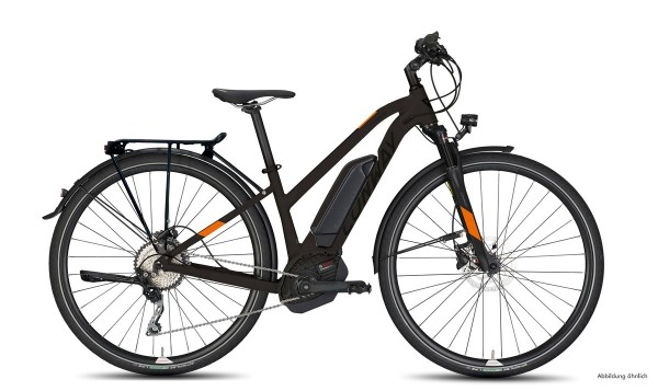 Conway eCC 300 SE, Trekking e-bike, Bosch Performance 500 Wh/13,88 Ah 2018