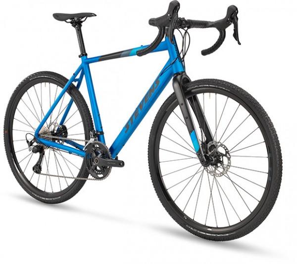 STEVENS Prestige, Cyclocross, Cross - Bike, GRX 2x11-fach Mod. 2021