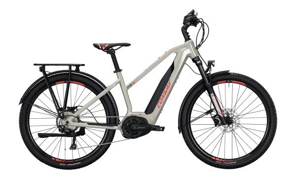 Conway Cairon C 327, Hardtail, Pedelec / Ebike, Bosch Performance Line Gen. 3, 500 Wh/13,88 Ah, Deor