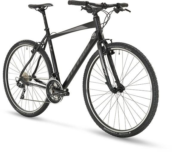 STEVENS 6X Lite, City Cross Bike, Mod. 2017