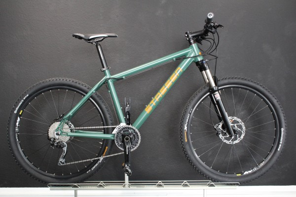 Stassen- Offroad/ MTB-Hardtail, Deore, 30 Gang, RAL 6028