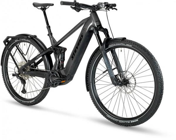 STEVENS E- Inception TR 7.6.1 FEQ, Crossover-Pedelec, Crossover E-Bike, Bosch Performance CX, Powert