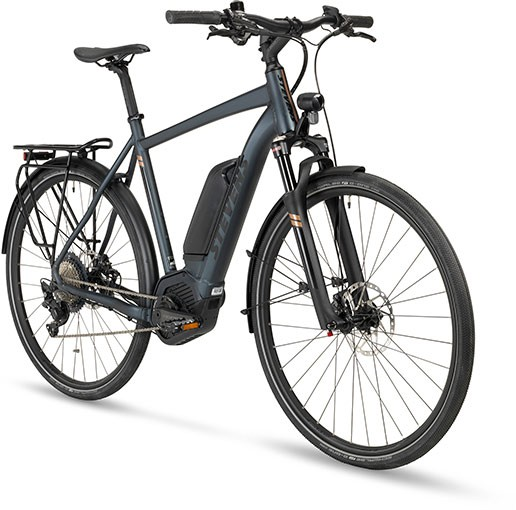 STEVENS E-8X Tour, E-Crossbike Pedelec, Touren E-Bike, Bosch Performance CX, 500 Wh, Mod. 2019