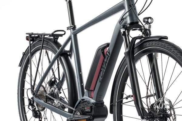 Conway eTS 400, Touren Pedelec / Ebike, Bosch Performance CX, 500 Wh/13,88 Ah 2019