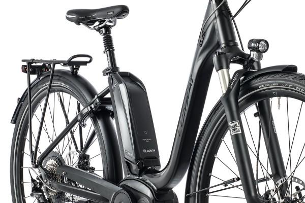 Conway eTS 500, Touren Pedelec / Ebike, Bosch Performance CX, 500 Wh/13,88 Ah 2019