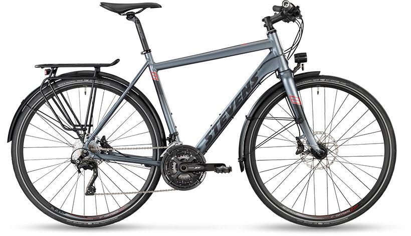 stevens 8x lite tour deore xt city cross bike mod 2018. Black Bedroom Furniture Sets. Home Design Ideas